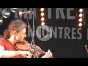 Live @ Festival Rencontres de Luthiers 2013, Château d'Ars, France