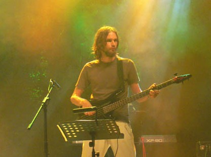 Peter Natterer @ Rainforest Festival Sarawak