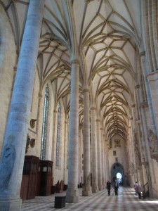 Seitenschiff des Münsters