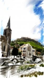 Saint-Flour (Bild: Petre Nag Natterer)